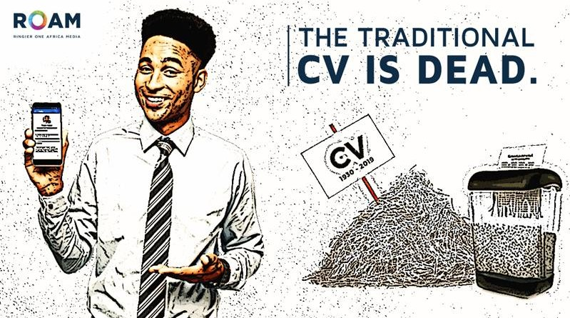 the traditional cv is dying