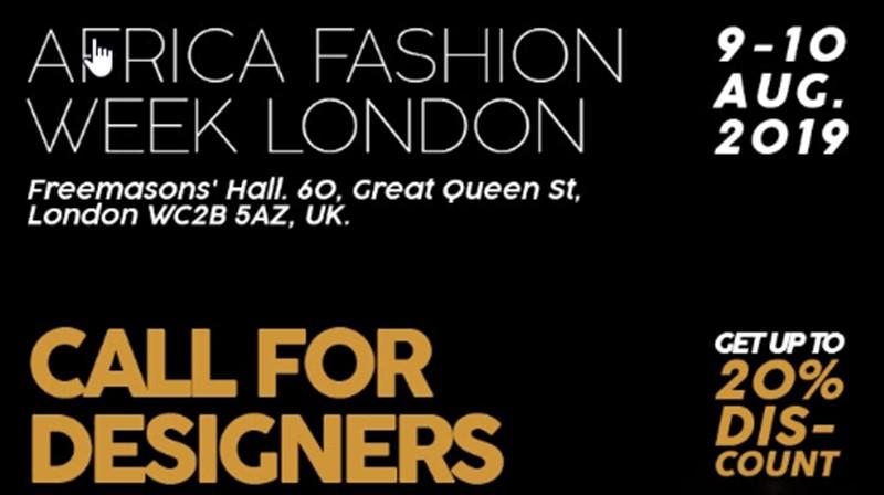 Call For Designers For African Fashion Week London 2019 Afwl2019 Businesstrumpet News