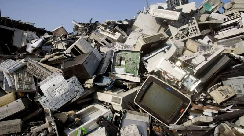 ewaste electronic waste e-waste