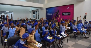 financial literacy day at Union Bank