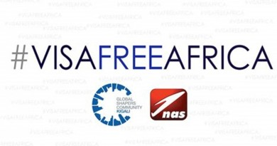#visafreeafrica