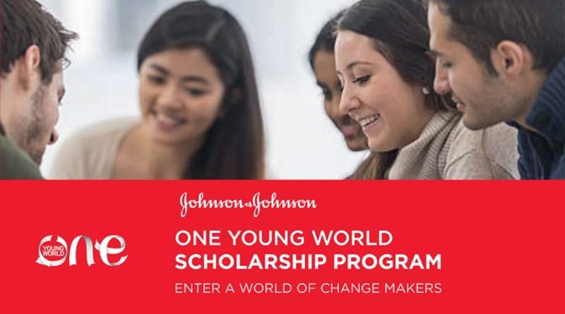 Johnson & Johnson One Young World Scholarship Program