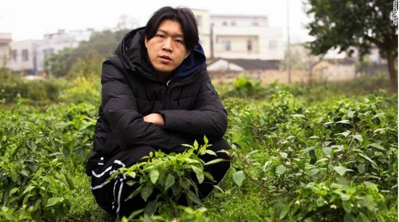 Wu Nengji, the pig farmer