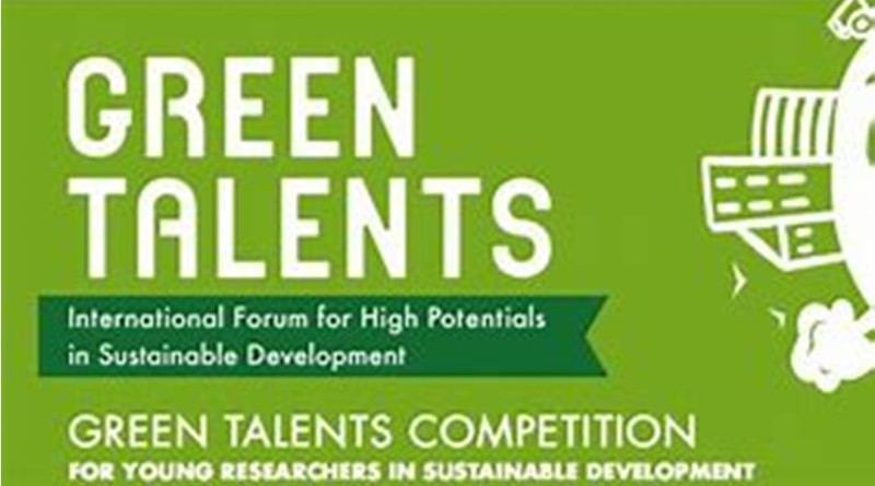 green talents competition