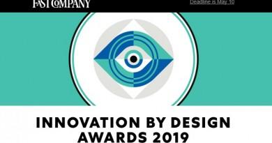 innovation by design awards