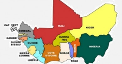 west africa ecowas region