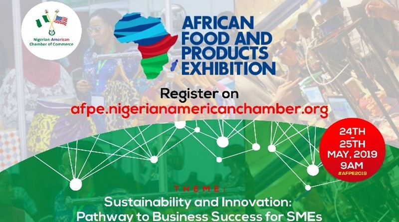 AFRICAN FOOD & PRODUCTS EXHIBITION 2019