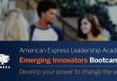 Ashoka/American Express Leadership Academy Emerging Innovators Bootcamps 2019 for Social Entrepreneurs (Fully Funded)