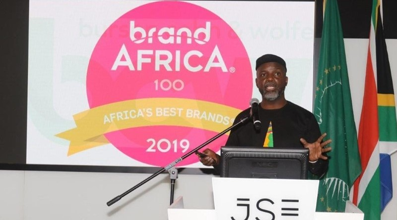 Brand Africa 100