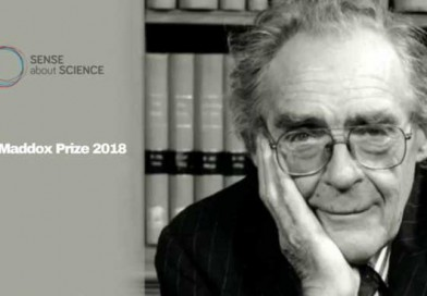 Apply for the John Maddox Prize 2019 for individuals promoting science (£3000 prize)