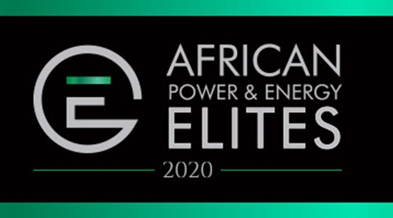 african power & energy elites award