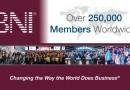 bni - over 250,000 members worldwide