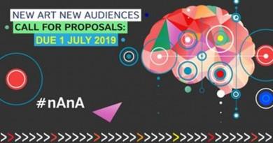 new art new audiences