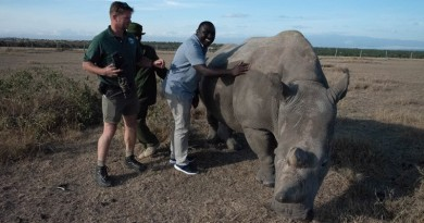 Conservation Technology lab focused on wildlife protection opens on Ol Pejeta Conservancy in Kenya
