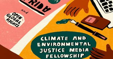 CLIMATE AND ENVIRONMENTAL JUSTICE MEDIA FELLOWSHIP