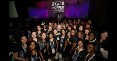 Facebook Grace Hopper Women in Computing Scholarships