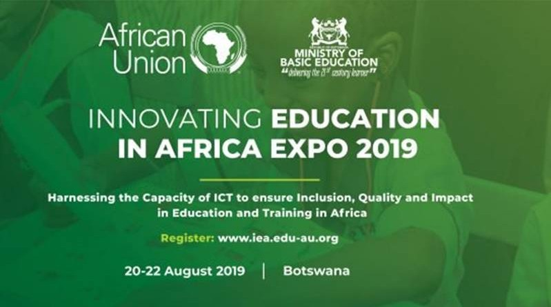 Innovating Education in Africa Expo