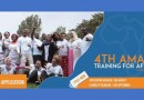peace revolution 4th amani training for africa