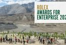 Rolex Awards Enterprise 2021 for young Leaders Worldwide