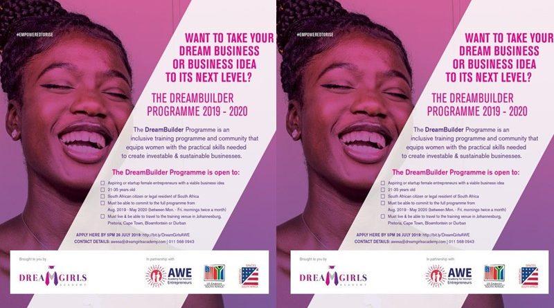 The Academy of Women Entrepreneurs (AWE)