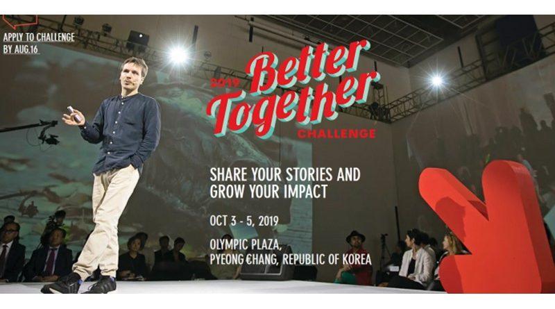 better together challenge