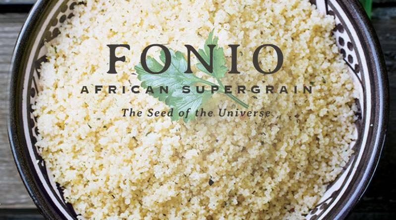 fonio african sUPERGRAIN