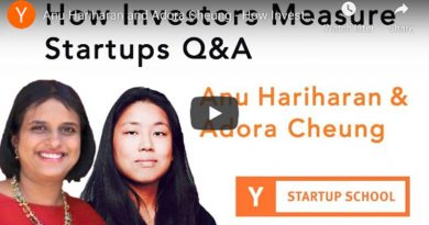 HOW INVESTORS MEASURE STARTUPS