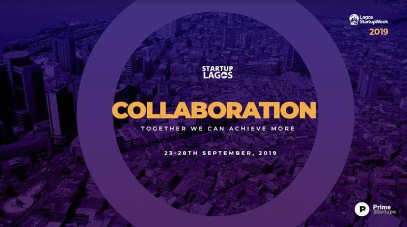 lagos startup week 2019