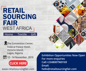 retail sourcing fair 2019 Social media banners 300 x 250