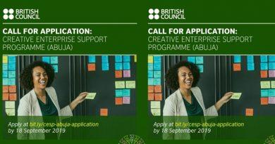 British Council West Africa Creative Enterprise Support Programme