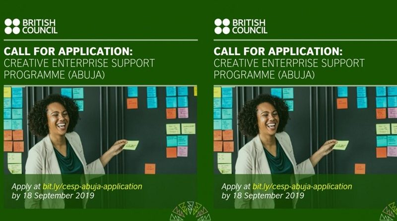 British Council West Africa Creative Enterprise Support Programme