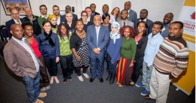 MO IBRAHIM FOUNDATION - GOVERNANCE FOR DEVELOPMENT IN AFRICA