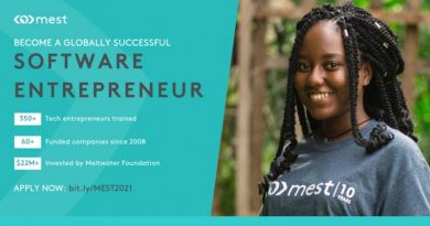 mest africa training program