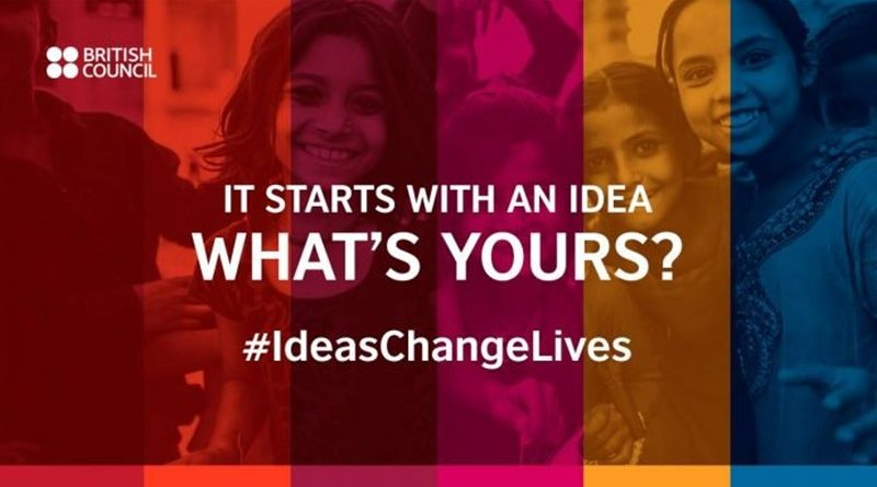 British Council #IdeasChangeLives