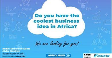 Daikin -Samurai Incubate Africa Ideathon