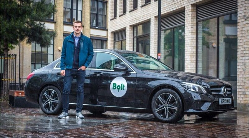 Markus Villig bolt (taxify) founder