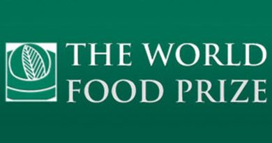 WORLD FOOD PRIZE FOUNDATION
