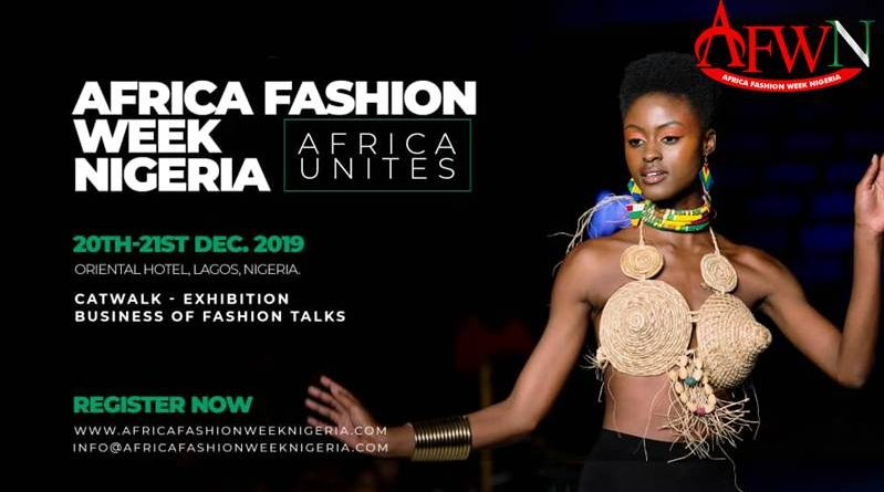 african fashion week 2019
