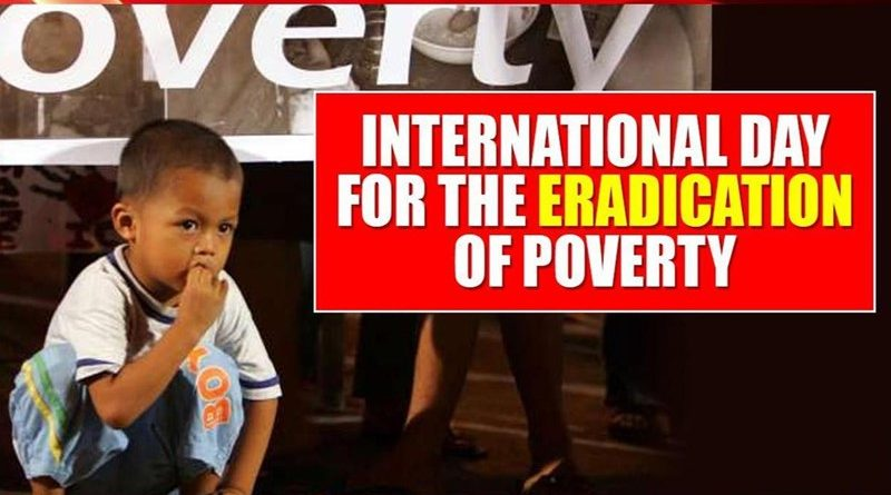 world poverty day