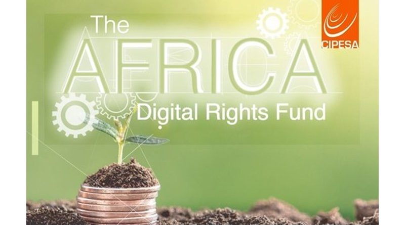 Africa digital rights fund