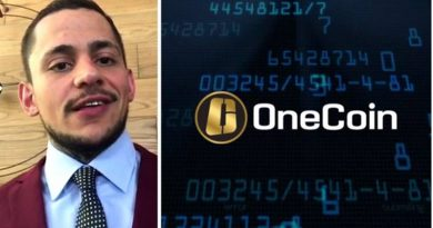 Konstantin Ignatov, brother of missing cryptoqueen Dr Ruja Ignatova of onecoin