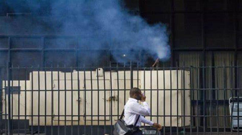 polution in nigeria