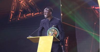 African footballers of the year