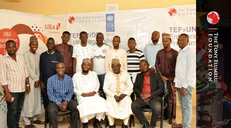 TEF - UNDP Entrepreneurship Programme