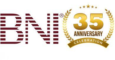 bni 35 years anniversary