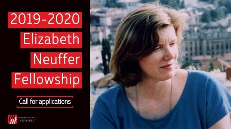 Elizabeth Neuffer Fellowship