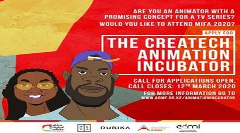 createch animation incubator