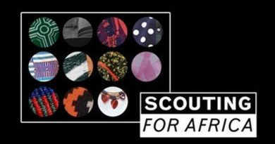 scouting for africa