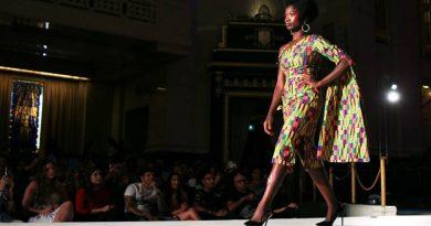 African Fashion Week London 2020