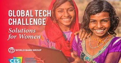 global tech challenge for women